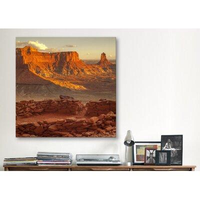 "iCanvasArt ""Lost Kiva#2"" Canvas Wall Art by Dan Ballard"