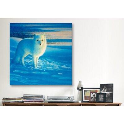 """iCanvasArt """"The Pupil"""" Canvas Wall Art by John Natito"""