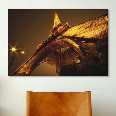 iCanvasArt 'Side Effect' by Sebastien Lory Photographic Print on Canvas