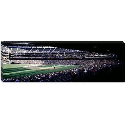 iCanvasArt Safeco Field, Seattle, Washington State Canvas Wall Art