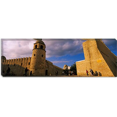 iCanvasArt The Great Mosque, Sousse, Tunisia Canvas Wall Art