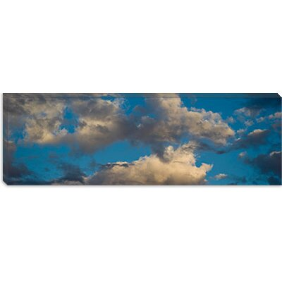 iCanvasArt Clouds in the Sky, Los Angeles, California Canvas Wall Art