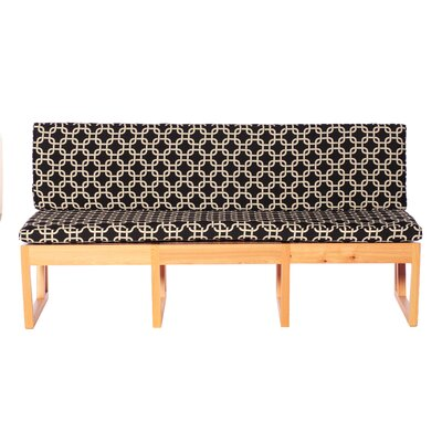 nine6 Modern Veranda Cypress Sofa with Cushion