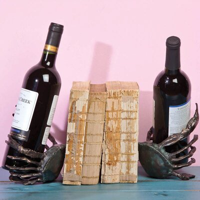 Cape Craftsmen Waterside Retreat 2 Bottle Wine Rack