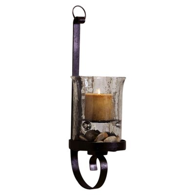 Cape Craftsmen Metal Sconce