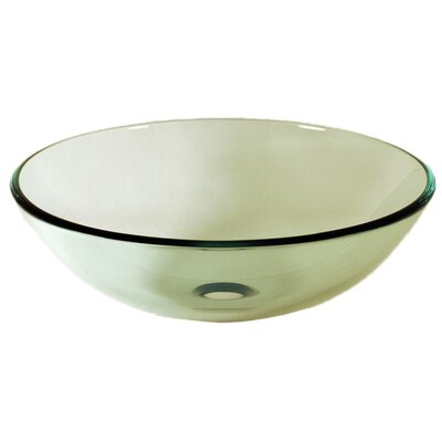 Bonificare Glass Vessel Sink - TIG-8048
