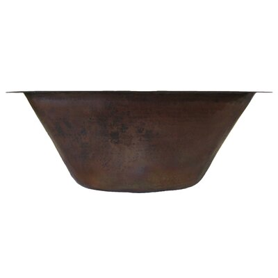 "Novatto 17"" x 12"" Cordoba Bar Sink"