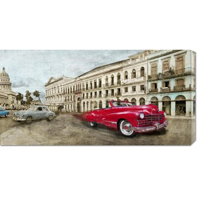 Bentley Global Arts 'Habanera' by Ivan Baldo Painting Print on Canvas