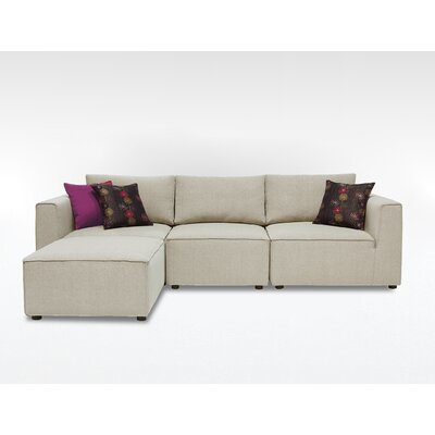 Focus One Home Louis Sectional
