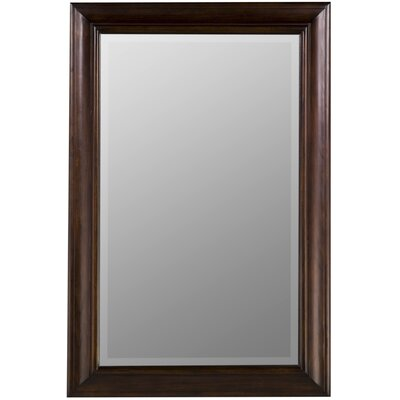 Alexandra Rectangle Mirror in Tobacco Finish