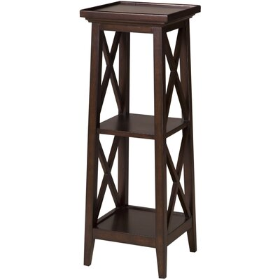 Cooper Classics Seneca Lake Multi-Tiered Telephone Table