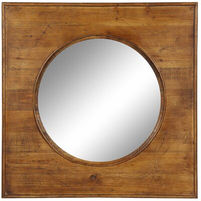 Cooper Classics Thorton Mirror in Distressed Natural Wood