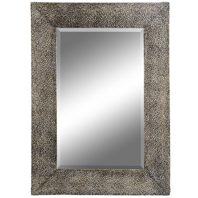 Cooper Classics Andover Mirror in Distressed Aged Bronze