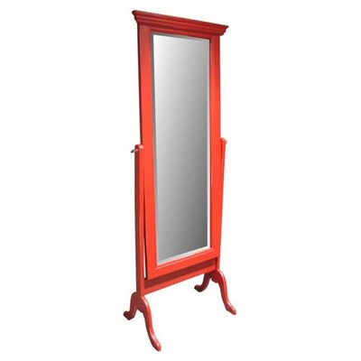 "Cooper Classics Bar Harbour 68"" High Cheval Mirror"