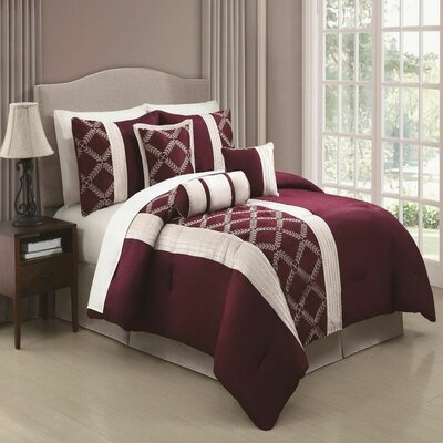 Julius 7 Piece Comforter Set