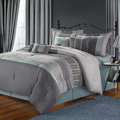 Euphoria 8 Piece Comforter Set