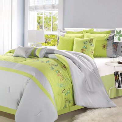 Nori 8 Piece Comforter Set