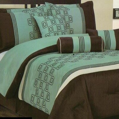 Chic Home Leonardo 8 Piece Comforter Set