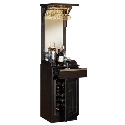 Tresanti Cortina 18 Bottle Wine Cabinet