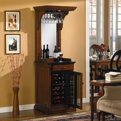 Pinot 18 Bottle Wine Cabinet