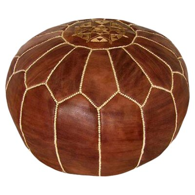Ikram Design Moroccan Pouf Ottoman