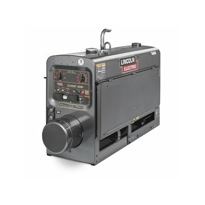 Lincoln Electric Classic 30V Engine Driven Multi-Process Welder 350A