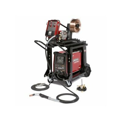 Lincoln Electric Power Wave S350 One-Pak 230V Welder 250A
