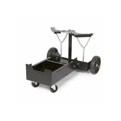Lincoln Electric Dual Cylinder Cart