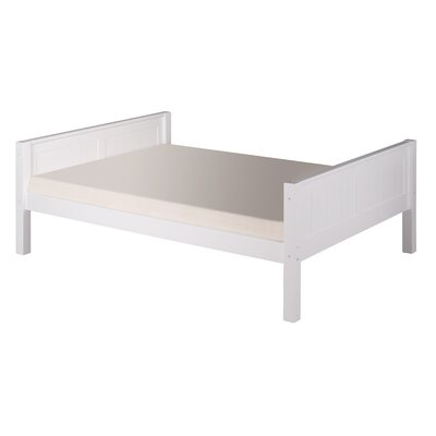 Panel Platform Bed