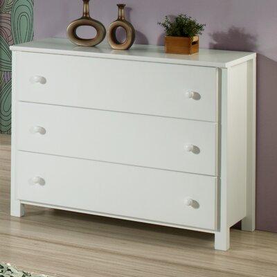 Camaflexi 3 Drawer Dresser