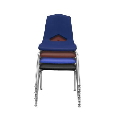 """Marco Group Inc. Series 16"""" Polypropylene Classroom Stacking Chair"""
