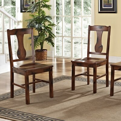 Home Loft Concept Huntsman Side Chair (Set of 2)