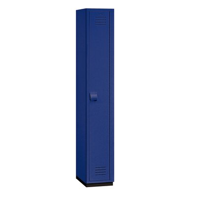 Salsbury Industries Single Tier 1 Wide Heavy Duty Locker