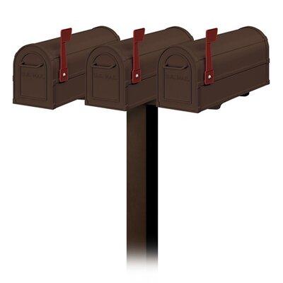 Classic Mailbox Post