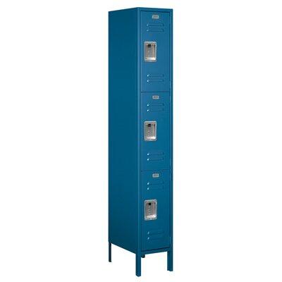 Salsbury Industries 3 Tier 1 Wide Standard Locker