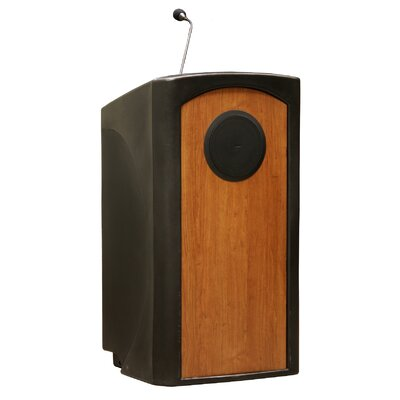 Summit Lecterns Presenter Full Podium