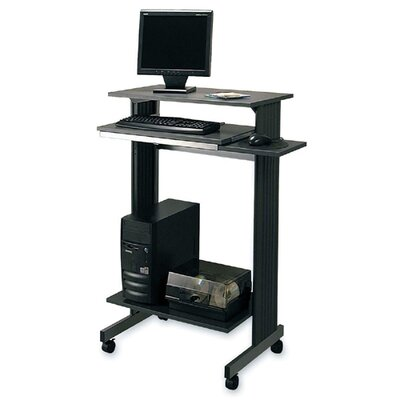"Buddy Products Stand-Up Workstation, 29-1/2""x19-5/8""x44-1/4"", CCL/SR"