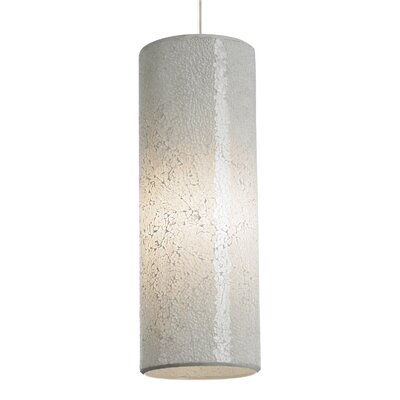 Tech Lighting Veil Grande 2-Circuit 1 Light Mini Pendant