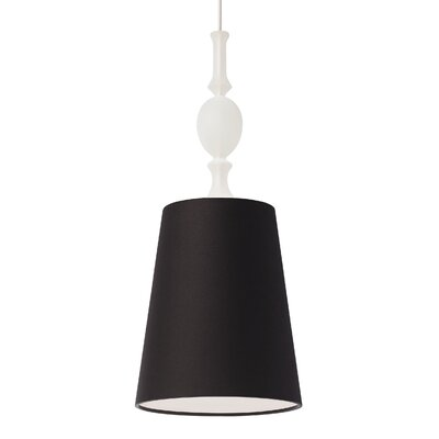 Tech Lighting Kiev 1-Circuit Mini Pendant with Frost Fount