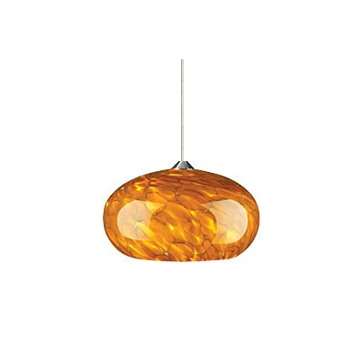 Tech Lighting Meteor Frit 1 Light Two-Circuit Monorail Pendant
