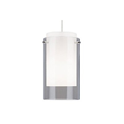 Tech Lighting Mini Echo 1 Light Two-Circuit Monorail Pendant