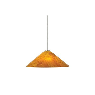 Tech Lighting Mini Larkspur 1 Light Monorail Pendant
