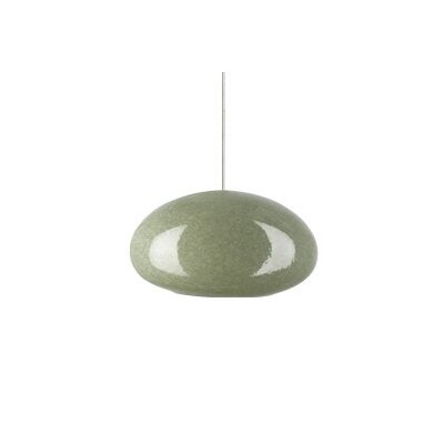 Tech Lighting River Rock 1 Light FreeJack Oblong Oval Pendant