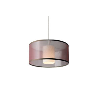 Tech Lighting Mini Dillon 1 Light Monorail Pendant