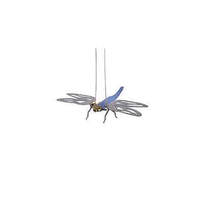 Tech Lighting Dragonfly 1 Light Kable Lite Functional Art Light