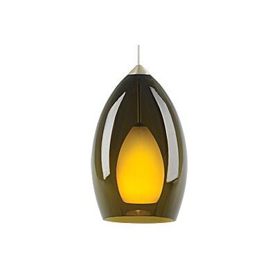 Tech Lighting Fire 1 Light Monopoint Pendant