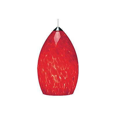 Tech Lighting Firefrit 1 Light Kable Lite Pendant