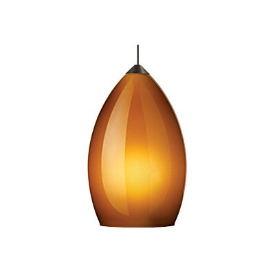 Tech Lighting Firefrost 1 Light Monorail Pendant
