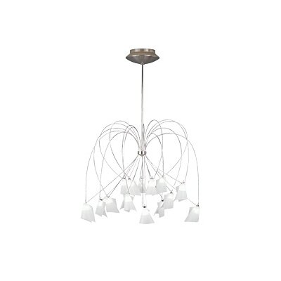 Tech Lighting Rhapsody 15 Light Chandelier