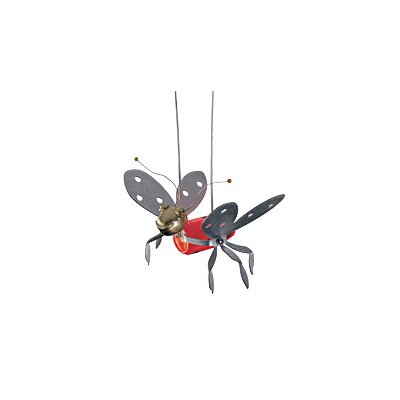 Tech Lighting Dragonfly 1 Light Monorail Lady Bugs Functional Art Head